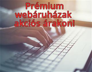 Mindenhol webshop és webáruház készítés